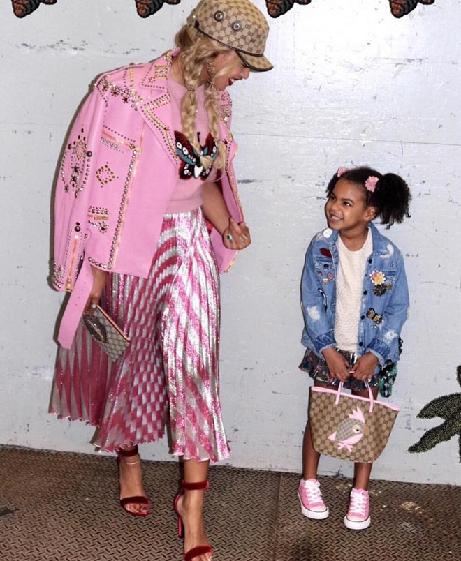 Mới 6 tuổi, con gái Beyoncé đã sở hữu kho đồ hiệu đắt giá khiến nhiều người ghen tị - Ảnh 11.
