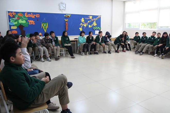Lo ngại sự an toàn của trẻ nhỏ dịp Hè, hàng ngàn trẻ được giáo dục kĩ năng phòng chống xâm hại - ảnh 4