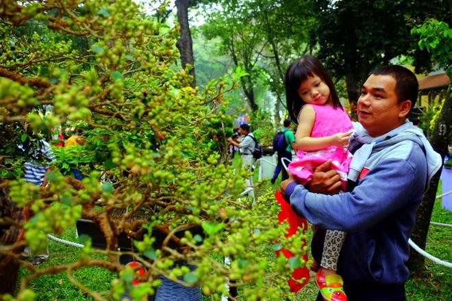 Sài Gòn khai màn hội hoa xuân, tiểu cảnh chó khổng lồ hút khách  - Ảnh 10.