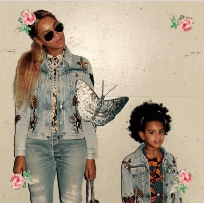 Mới 6 tuổi, con gái Beyoncé đã sở hữu kho đồ hiệu đắt giá khiến nhiều người ghen tị - Ảnh 13.
