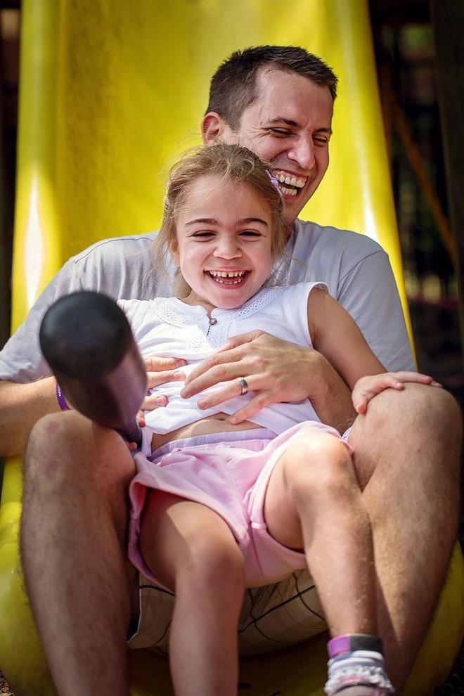 Sau sinh nhật 5 tuổi, bé gái xinh xắn bỗng quên hết mọi thứ đã học - Ảnh 3.