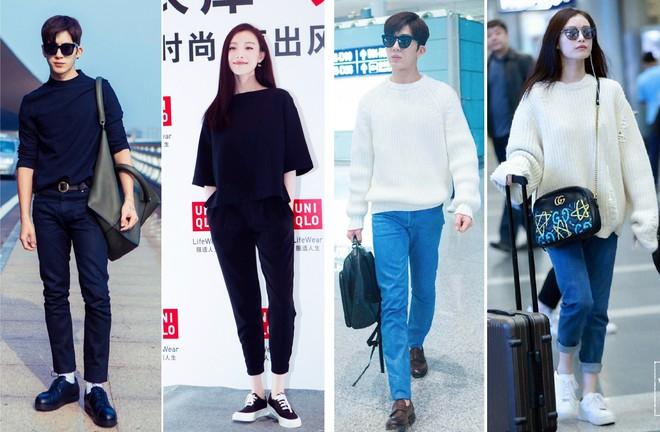 Đẹp đôi đã đành, 4 cặp đôi Hoa ngữ này còn sở hữu gu thời trang ăn ý vô cùng - Ảnh 13.