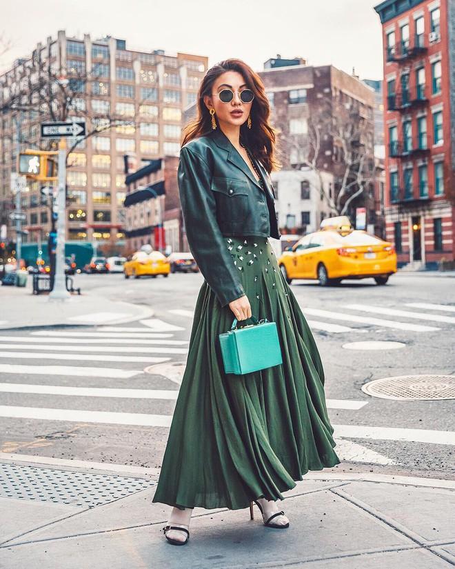 Lên đồ đẹp mĩ mãn cho ngày đi làm đầu xuân với 5 sắc trang phục nổi bật và cực trendy - Ảnh 11.