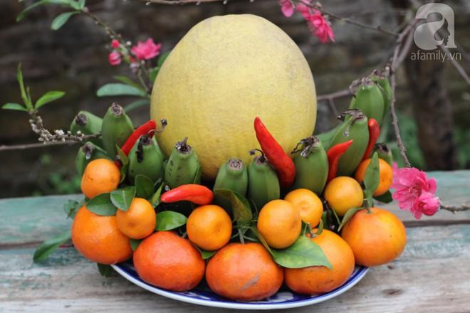 Cách chọn trái cây và bày mâm ngũ quả đẹp mang may mắn cả năm - Ảnh 6.