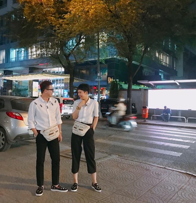 Ngoài cặp Kỳ Duyên - Diệp Lâm Anh, showbiz Việt còn cặp bạn thân Miu Lê - Duy Khánh cũng chăm diện đồ đôi - Ảnh 7.