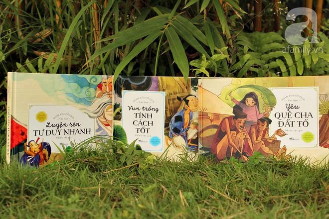 Những cuốn sách tuyệt vời nhất để bố mẹ lì xì cho con ngày Tết - Ảnh 13.
