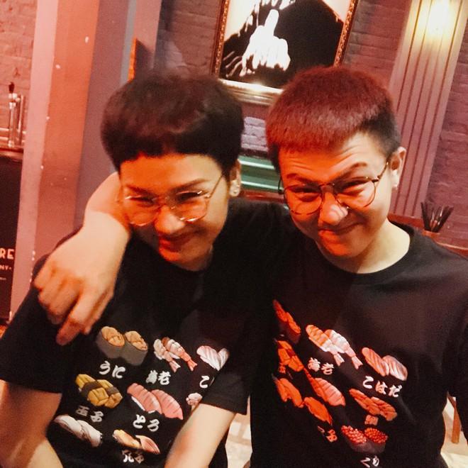 Ngoài cặp Kỳ Duyên - Diệp Lâm Anh, showbiz Việt còn cặp bạn thân Miu Lê - Duy Khánh cũng chăm diện đồ đôi - Ảnh 13.