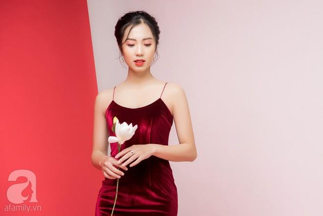 Loạt gợi ý trang phục với các tông đỏ khác nhau dành cho buổi hẹn hò lãng mạn ngày Valentine - Ảnh 4.