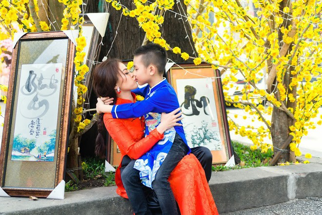 Hải Yến: 8 năm lấy chồng, tôi rất thèm được đưa con về ăn Tết nhà ngoại  - Ảnh 6.