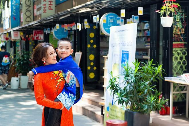 Hải Yến: 8 năm lấy chồng, tôi rất thèm được đưa con về ăn Tết nhà ngoại  - Ảnh 10.