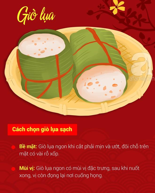 Lưu ý khi chọn và chế biến các loại thực phẩm thường ăn trong dịp Tết - Ảnh 4.