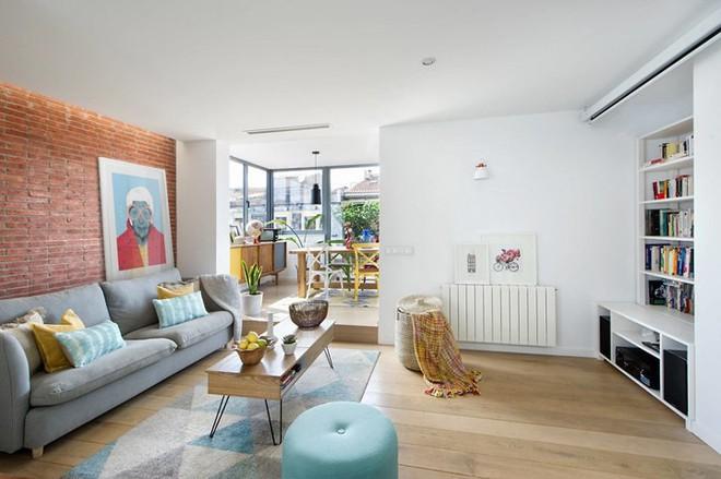 Thiết kế căn hộ phong cách Scandinavian đẹp đến từng centimet - Ảnh 2.