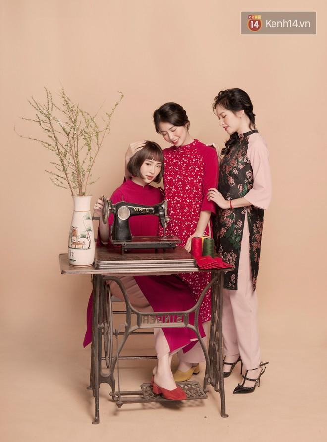 Tết này mặc áo dài: Sun HT, Mẫn Tiên, Lê Vi diện 15 mẫu áo dài cực xinh mà hẳn là bạn cũng đang cần tìm mua chúng - Ảnh 12.