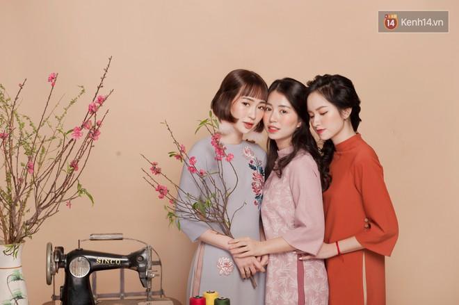 Tết này mặc áo dài: Sun HT, Mẫn Tiên, Lê Vi diện 15 mẫu áo dài cực xinh mà hẳn là bạn cũng đang cần tìm mua chúng - Ảnh 13.