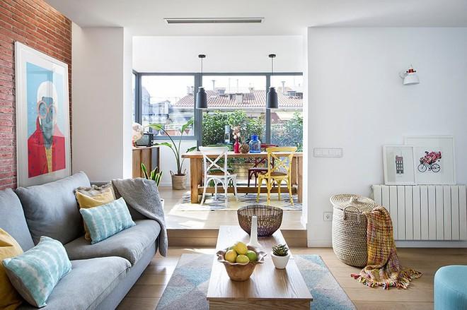 Thiết kế căn hộ phong cách Scandinavian đẹp đến từng centimet - Ảnh 3.