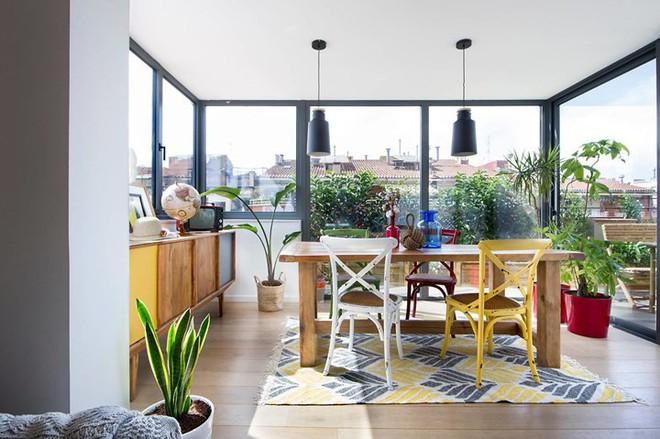 Thiết kế căn hộ phong cách Scandinavian đẹp đến từng centimet - Ảnh 5.