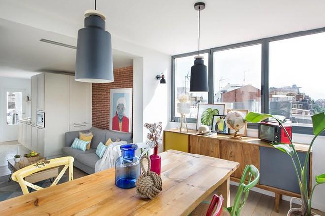 Thiết kế căn hộ phong cách Scandinavian đẹp đến từng centimet - Ảnh 6.