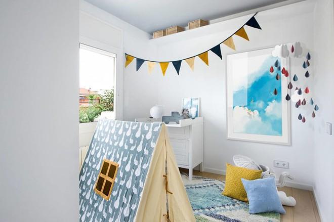 Thiết kế căn hộ phong cách Scandinavian đẹp đến từng centimet - Ảnh 7.