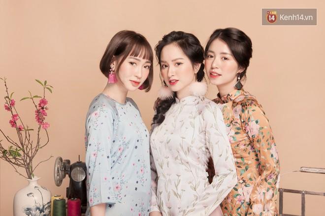 Tết này mặc áo dài: Sun HT, Mẫn Tiên, Lê Vi diện 15 mẫu áo dài cực xinh mà hẳn là bạn cũng đang cần tìm mua chúng - Ảnh 11.