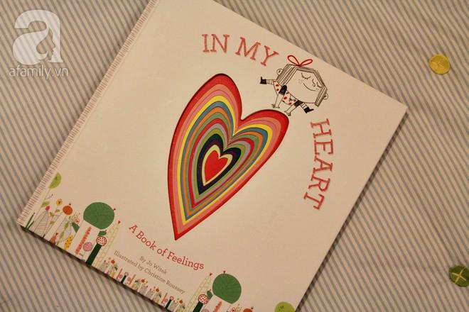 Trẻ sẽ học được bài học tuyệt vời về Tình Yêu nếu được cùng bố mẹ làm điều này vào ngày Valentine - Ảnh 4.