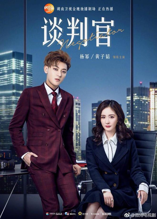 """Dương Mịch - Chung Hán Lương bất ngờ """"đại chiến"""" rating ngày đầu năm"""