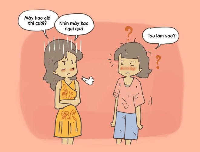 Cẩm nang đáp trả của gái ế khi gặp câu hỏi nhẵn mặt khi nào lấy chồng? - Ảnh 1.