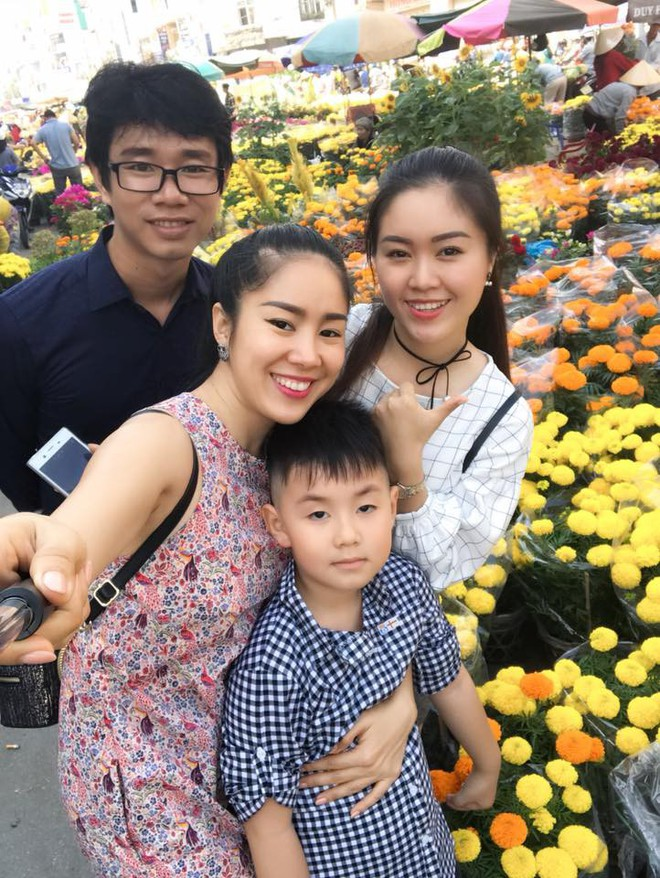 Tranh thủ dịp cận Tết, 3 cậu nhóc con sao Việt này cũng được bố mẹ đưa đi làm tóc mới - Ảnh 3.