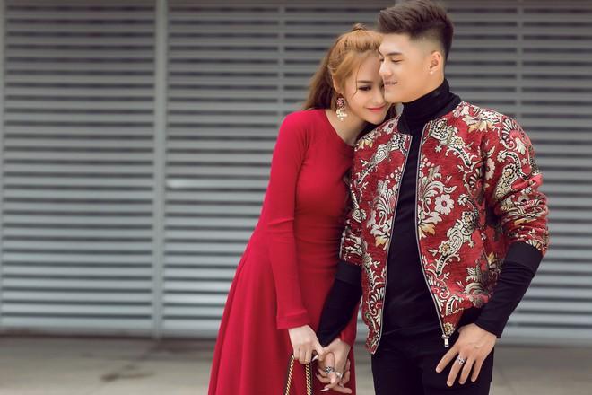 Khẳng định là tri kỷ, Linh Chi - Lâm Vinh Hải vẫn tình tứ trong ngày Valentine - ảnh 4