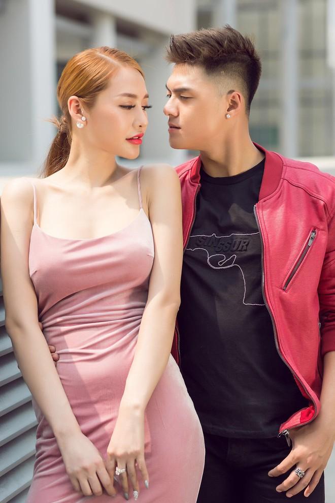 Khẳng định là tri kỷ, Linh Chi - Lâm Vinh Hải vẫn tình tứ trong ngày Valentine - ảnh 8