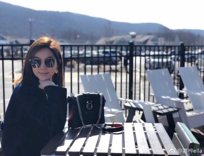 Vợ chồng Ella (S.H.E) trốn con tới New York hẹn hò nhân dịp năm mới - ảnh 3