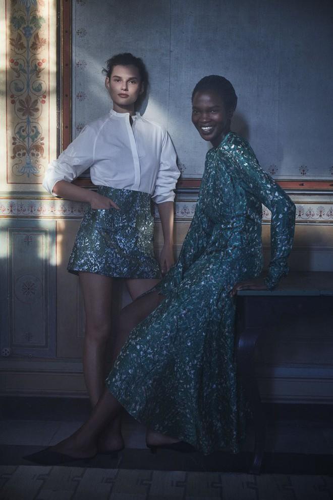 Bạn không nhầm đâu, H&M thực sự đã thiết kế váy cưới từ lưới đánh cá và đồ tái chế! - Ảnh 4.