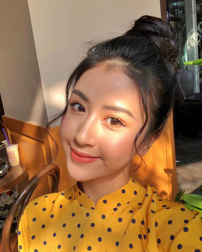 10 gợi ý makeup đón Giao thừa cực xinh từ loạt hot girl Việt mà bạn nên tham khảo ngay - Ảnh 4.