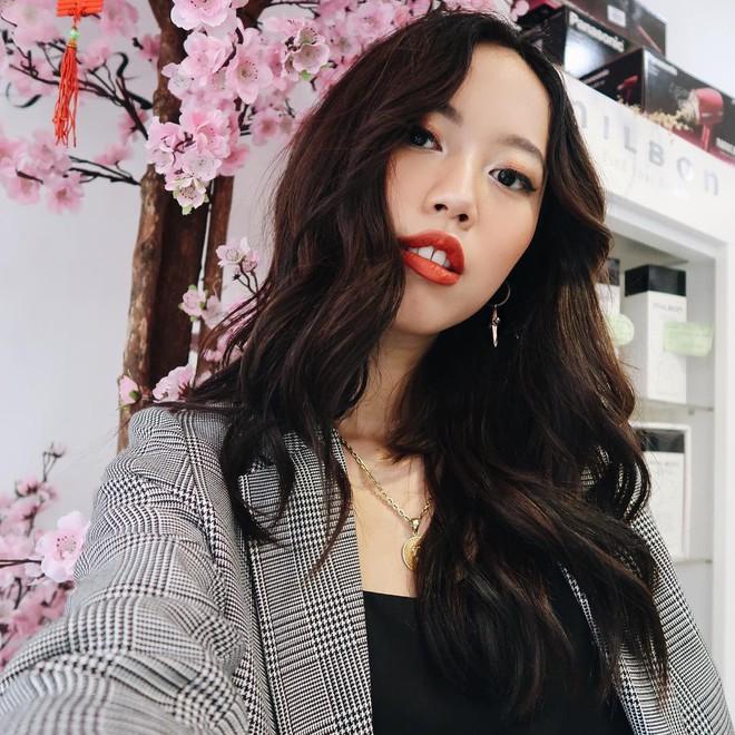 10 gợi ý makeup đón Giao thừa cực xinh từ loạt hot girl Việt mà bạn nên tham khảo ngay - Ảnh 10.