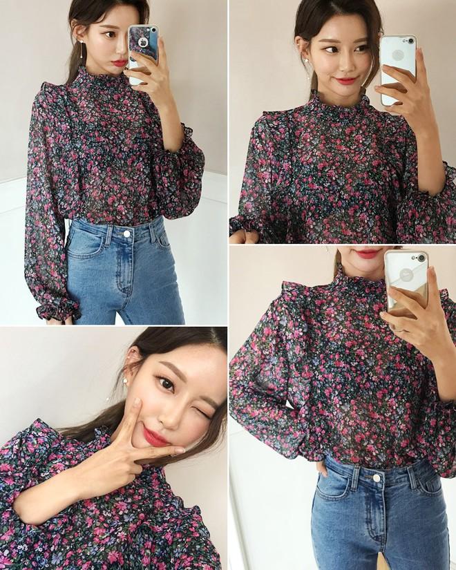 Nếu không thích mặc váy nhưng vẫn muốn có set đồ thật điệu diện Tết, bạn hãy thử công thức xinh xắn đang cực hot tại Hàn này - Ảnh 12.