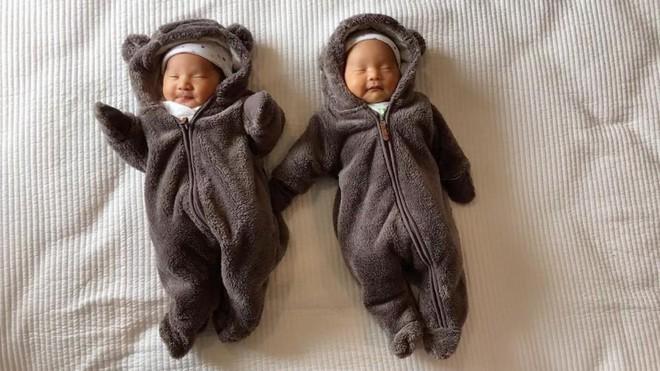 Mẹ Hà thành chia sẻ bí quyết ăn uống để bầu sinh đôi mà mỗi con vẫn nặng 3,4kg - Ảnh 2.