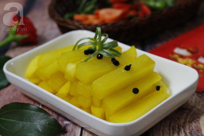 Học người Hàn cách làm củ cải muối chua ngọt chỉ nửa ngày là ăn được - Ảnh 6.