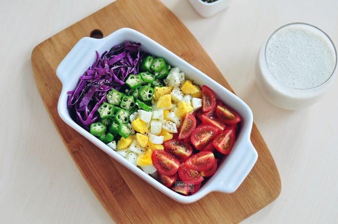Salad rau củ giòn ngon chống ngán ngày Tết - Ảnh 4.