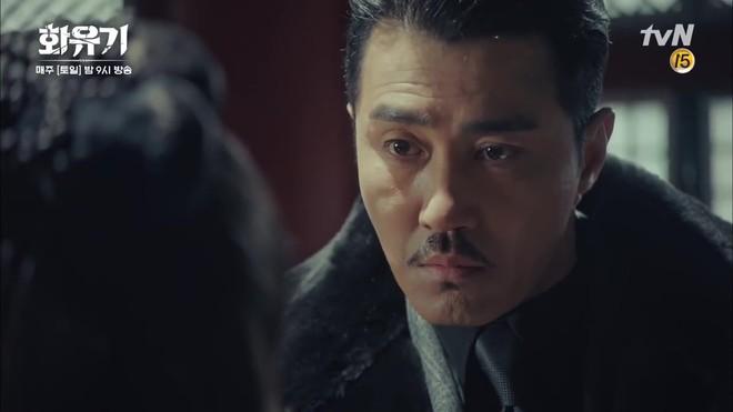 """Há hốc mồm trước cảnh """"Ngộ Không"""" Lee Seung Gi xô ngã, bạo lực bóp cổ Oh Yeon Seo - Ảnh 15."""