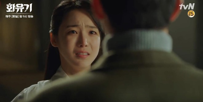 """Há hốc mồm trước cảnh """"Ngộ Không"""" Lee Seung Gi xô ngã, bạo lực bóp cổ Oh Yeon Seo - Ảnh 16."""