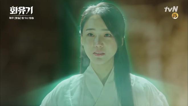 """Há hốc mồm trước cảnh """"Ngộ Không"""" Lee Seung Gi xô ngã, bạo lực bóp cổ Oh Yeon Seo - Ảnh 19."""