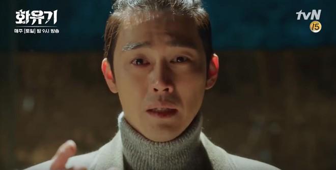 """Há hốc mồm trước cảnh """"Ngộ Không"""" Lee Seung Gi xô ngã, bạo lực bóp cổ Oh Yeon Seo - Ảnh 20."""
