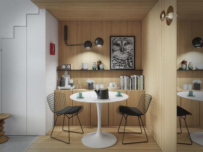 Áp dụng phong cách thiết kế Nhật Bản trong căn hộ hiện đại - Ảnh 3.