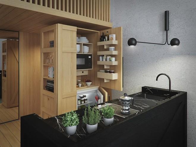 Áp dụng phong cách thiết kế Nhật Bản trong căn hộ hiện đại - Ảnh 4.