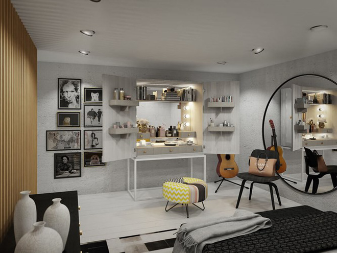 Áp dụng phong cách thiết kế Nhật Bản trong căn hộ hiện đại - Ảnh 6.