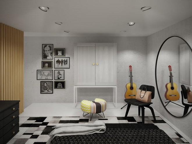Áp dụng phong cách thiết kế Nhật Bản trong căn hộ hiện đại - Ảnh 7.