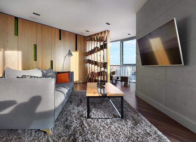 Căn hộ chung cư thiết kế hòa hợp theo phong cách Á-Âu - Ảnh 2.