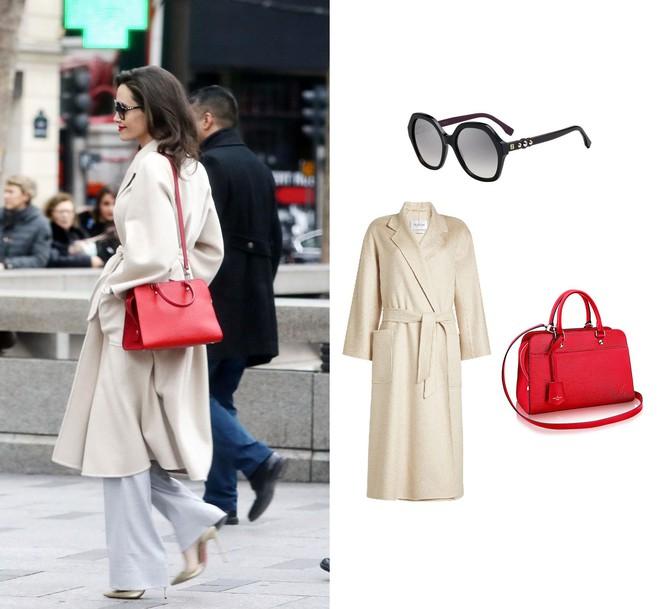 Diện đồ đơn giản, nhưng ít ai ngờ Angelina Jolie đã chi gần 500 triệu đồng cho trang phục trong chuyến đi Paris vừa qua - Ảnh 7.