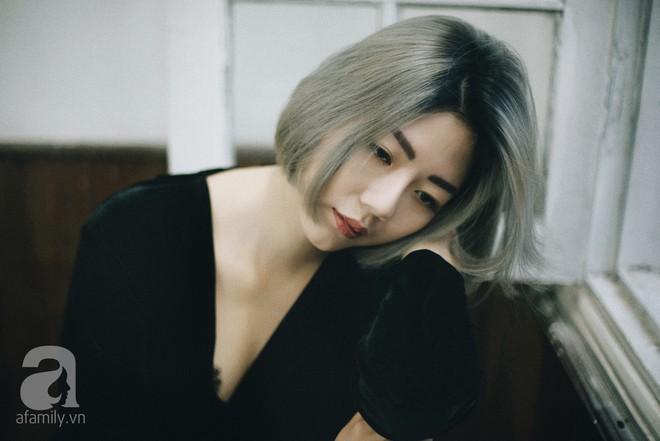 Hán Minh Hằng - cô nàng quyết định thay trời hành đạo nhan sắc vì không muốn mình cứ xấu mãi - Ảnh 6.