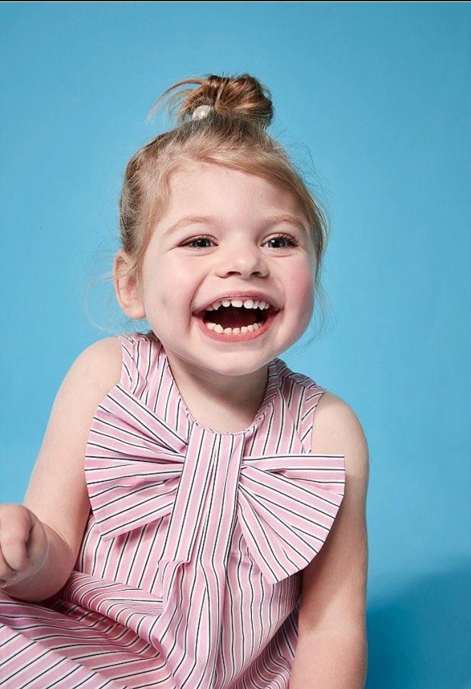 Trẻ em khuyết tật trở thành người mẫu chuyên nghiệp trong chiến dịch mới của thương hiệu thời trang - Ảnh 4.