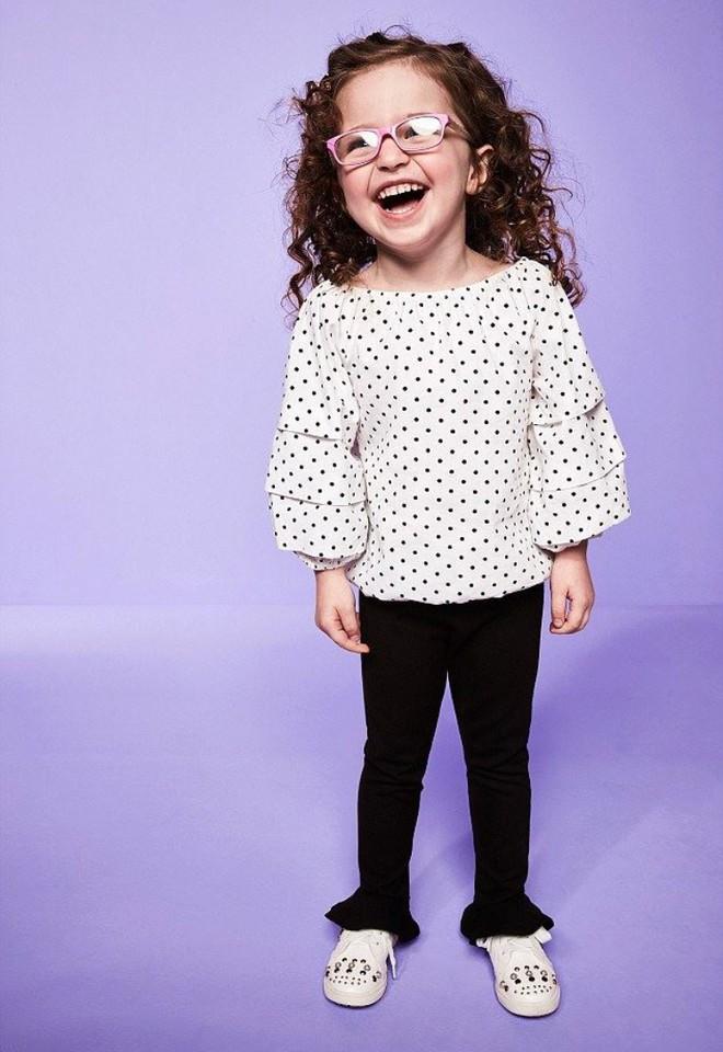 Trẻ em khuyết tật trở thành người mẫu chuyên nghiệp trong chiến dịch mới của thương hiệu thời trang - Ảnh 5.